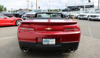 Used Chevrolet Camaro 2015 full