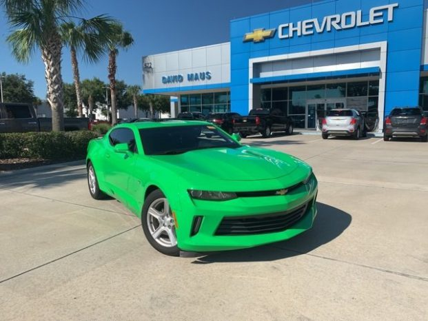 Used Chevrolet Camaro 2017 full